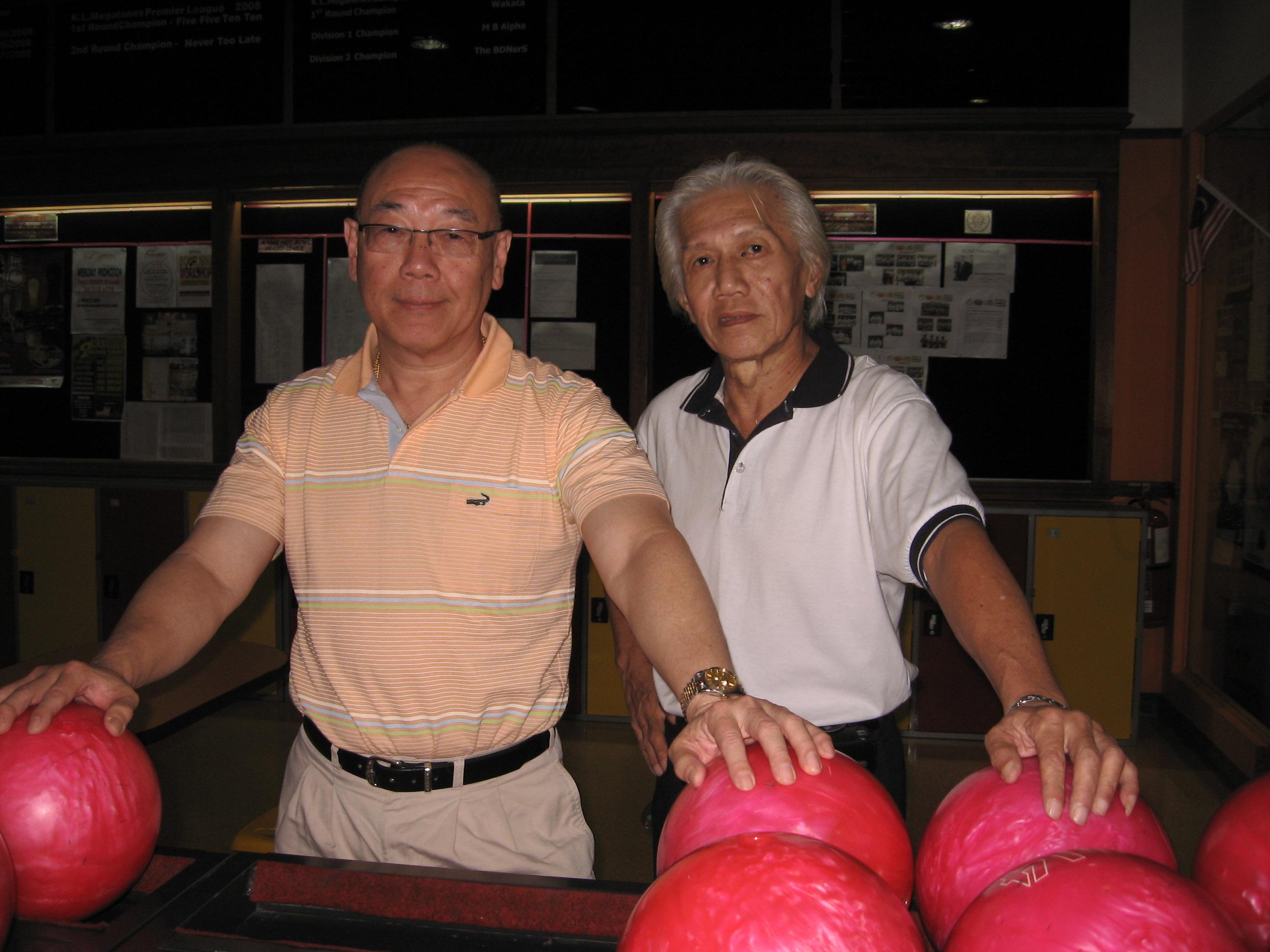 Jonathan & Robert Aw